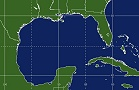 Gulf of Mexico Satellite Map